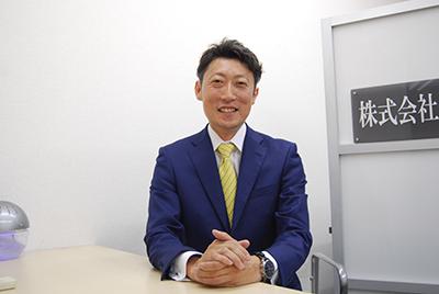 代表取締役 生駒仁